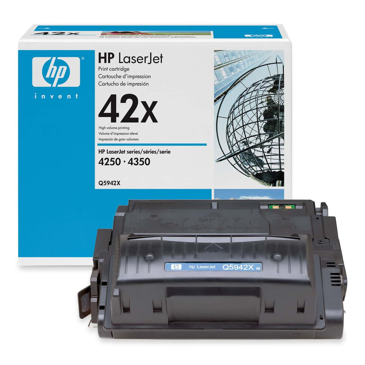 Картридж HP LJ 4250, (Q5942X)