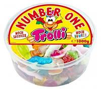 Желейные конфеты Trolli Number One , 1000 гр