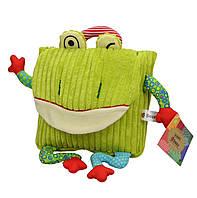 Рюкзак детский Sozzy, Лягушка
