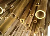 Труба 25х2 латунь ЛЖМц 59-1-1, фото 1