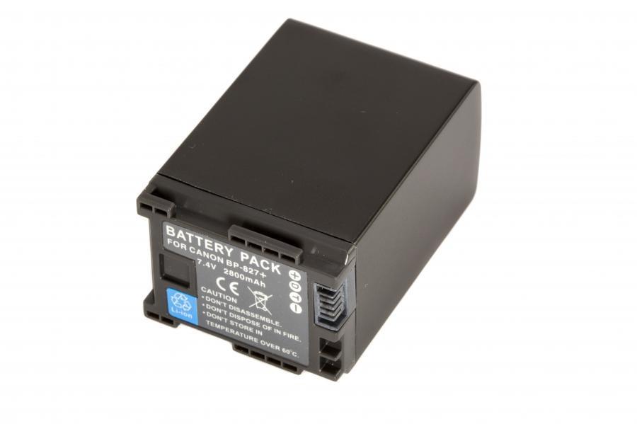 Аккумулятор CANON BP-827 Гарантия 1 год