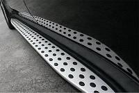 Mercedes GL X164 Боковые пороги
