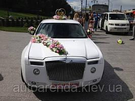 Украшение свадебных машин (3)