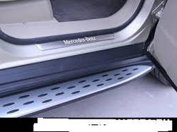 Mercedes GL X166 Боковые пороги