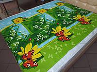"Ткань для пошива детского постельного белья бязь премиум 1,5 м Ландыши / ""Чарівна Ніч"""