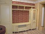 Кухонная мебель в итальянском стиле, кухонный гарнитур под заказ, фото 3