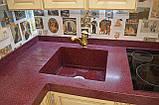 Кухонная мебель в итальянском стиле, кухонный гарнитур под заказ, фото 5