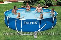 ХИТ!!!!!! ПРОДАЖ ИНТЕКС. Каркасный бассейн Intex 56996 366 х 76 см киев