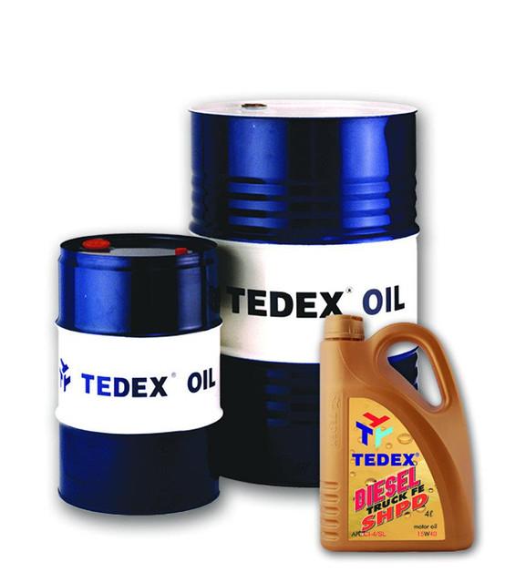 Масла моторные Tedex для грузовой, строительной и спецтехники