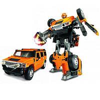 Робот-трансформер Hummer H2 SUT (1:24) Roadbot (53091R)