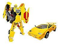 Робот-трансформер Lamborghini Countach (1:24) Roadbot (53061R)