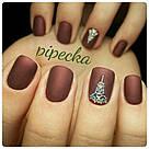 Матовый топ PLUSHKA от Yo!Nails, фото 3