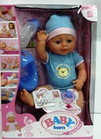 Кукла Беби Берн YL1710C-S
