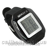 Пейджер-часы официанта  RECS R-800 USA
