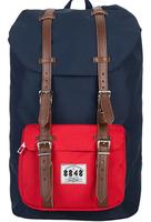 Универсальный городской рюкзак для молодежи 30L 8848 URBANSTYLE 119 синий