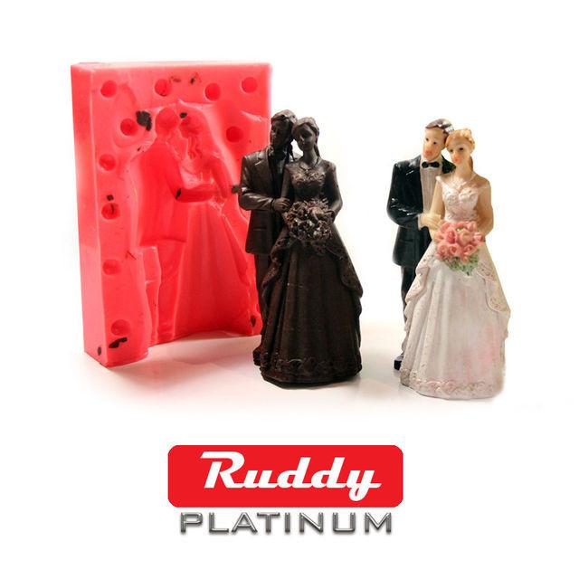 Силикон Platinum Ruddy 30 ШорА (Платинум Рудди). Упаковка 1кг.