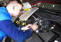 Ремонт: Диагностика и ремонт машины РЕНО