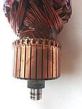 Якорь для китайских электропил с продольным двигателем, фото 2