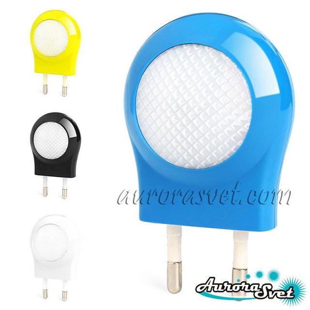 Светодиодный ночник с датчиком света