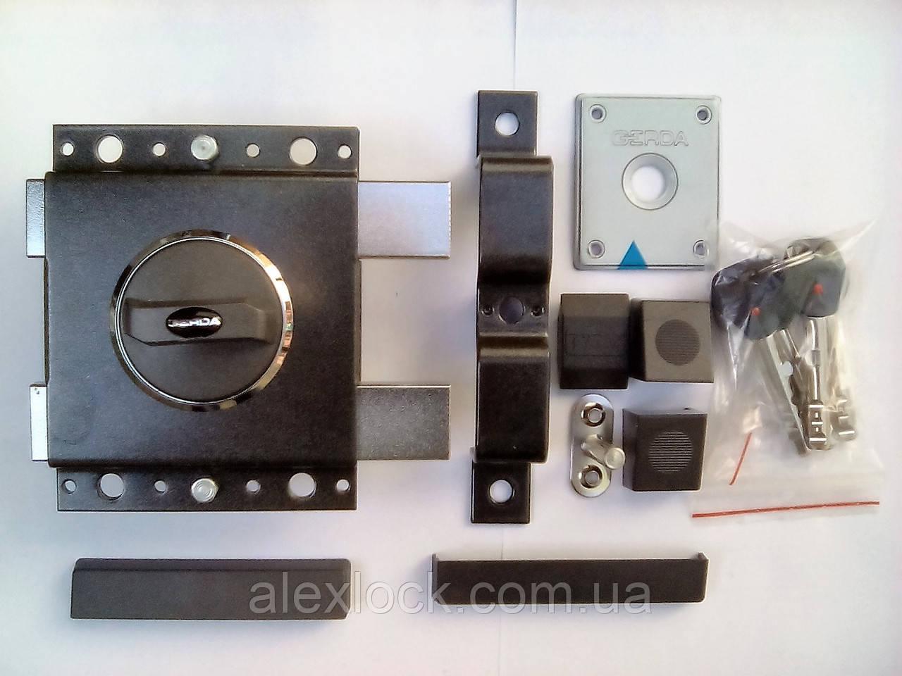 ZX Grafit Короткий ключ