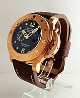 Часы Officine Panerai Submersible Bronze