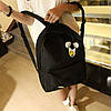 Молодежный рюкзак с принтом