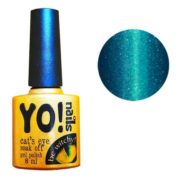 Кошачий глаз 22 от Yo!Nails