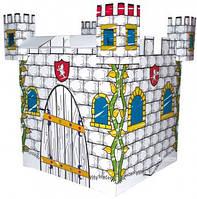 Игровой картонный домик - Замок