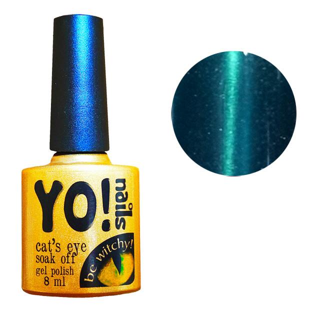 Кошачий глаз 23 от Yo!Nails