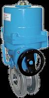 Фланцевые шаровые краны END-Armaturen с электрическим управлением