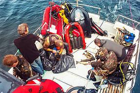 Комментарии о нашей продукции от президента Федерации Подводного Спорта Грузии на Чемпионате: KristiansundCup 2016 - 5-6th of August 3