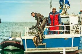 Комментарии о нашей продукции от президента Федерации Подводного Спорта Грузии на Чемпионате: KristiansundCup 2016 - 5-6th of August 36