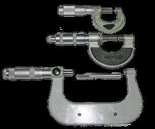 Мікрометричний інструмент