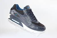 Мужские демисезонные кроссовки синего цвета А02