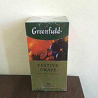 Чай Greenfield Festive Grape 25 пак.