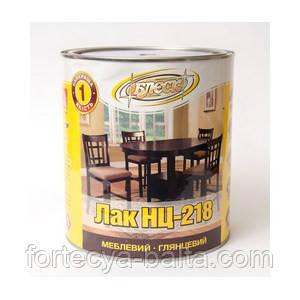 Лак мебельный БЛЕСК НЦ-218 2,4 кг