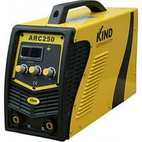 Сварочный инвертор KIND ARC-250 (380 Вольт)