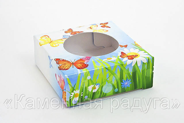 """Коробка """"Бабочки"""" (стандартная)"""