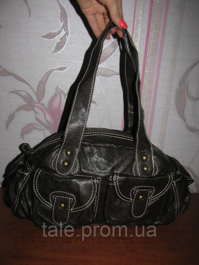 Коричневая сумка H M - Интернет-магазин