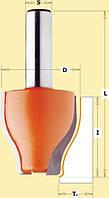 Фрезыа CMT филеночная вертикальная Profile A D38-l38-L76,2-T18-18-d8