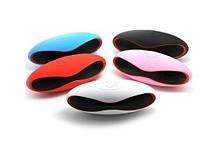 Колонка динамик для телефона X6U Bluetooth (черный, белый, красный, голубой, розовый, фиолетовый)