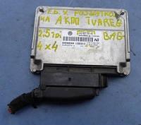 Блок управления раздаточной коробкойVWTouareg2002-2010Siemens 5WP22074, 0AD927755AB, 0AD927755AJ, 0AD92775