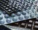 Демпфирующие амортизаторы 3M Bumpon, полеуретановые бампера