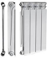 Биметаллический радиатор Ekvator 76/500 (10 секций), фото 1