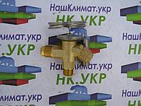 Вентиль терморегулирующий ТРВ danfoss TF 2 (R12) без внешнего уравнителя, в комплекте с дюзой. (аналог)