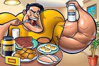 Возможные ошибки в выборе питания спортсменами