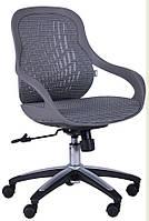 Кресло Колибри серый/сетка серая (X-10)