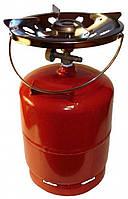 Газовый набор примус Турист 8 литров стенка 3мм