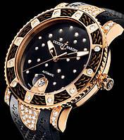 Часы Ulysse Nardin Lady Diver Black