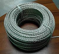 Плетенка медная  луженая  ПМЛ 3х6, фото 1